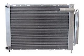 Radiador Nissan Micra Con Condensador 2005 -2007