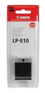 Bateria Pila Para Canon Lp E10 Para Canon 1200d T3