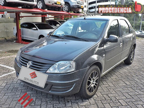Renault Logan Familier Mt Sin Aire 1.4 2011 Mox748