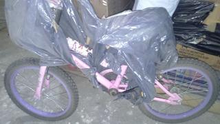 Bicicleta Y Rollers