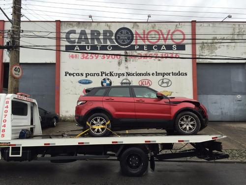 Sucata Land Rover Evoque