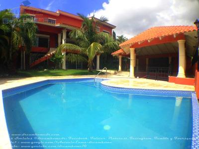 Casa En Venta En Altos De Arroyo Hondo Iii. Id. 2100