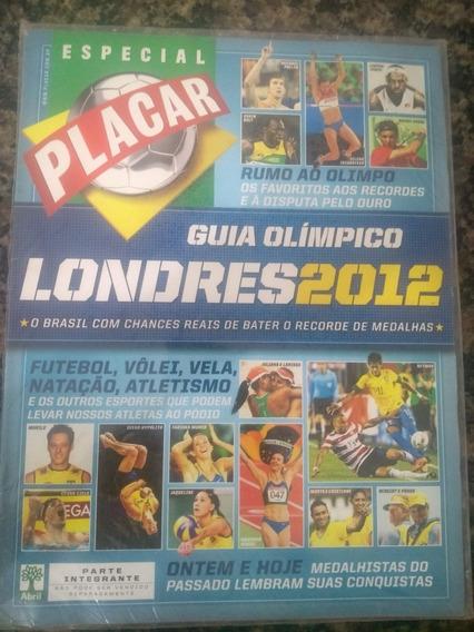 Revista Placar Edição N° 1367-a- Guia Olímpico Londres 2012