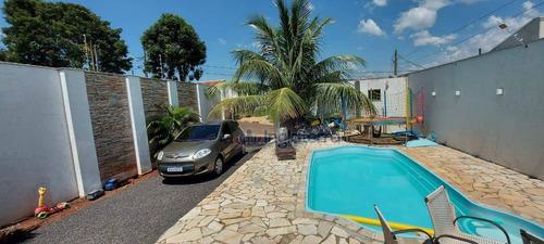 Casa À Venda, 120 M² Por R$ 350.000,00 - Jardim Colúmbia D - Londrina/pr - Ca1495