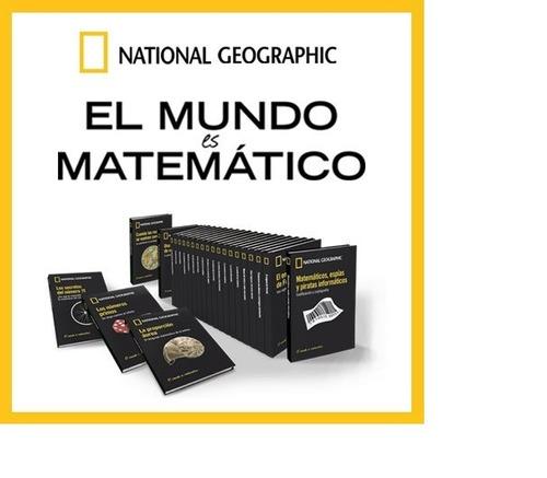 Colección Libros De Matemática, Física,ciencia Y Cosmos