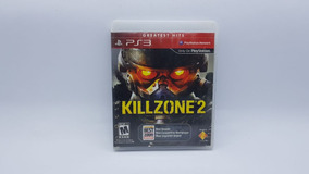 Killzone 2 - Ps3 - Midia Fisica Em Cd Original