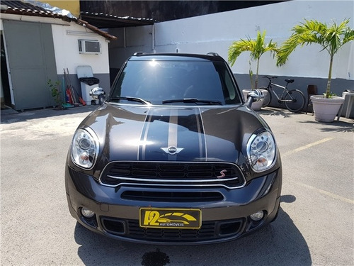 Mini Countryman 1.6 S Top 16v 184cv Gasolina 4p Automático