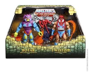 Masters Of The Universe Classics Twistoid Rotar Heman*