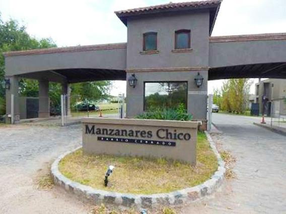 Terreno En Venta En Barrio Cerrado En Pilar, Manzanares Chico