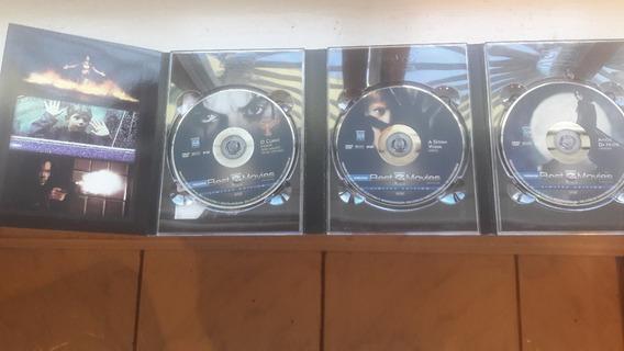 Box Dvd Best Movies-o Corvo/a Setima Vitima/anjos Da Noite