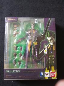 Boneco Coringa - Joker - Injustice Shfiguarts Bandai
