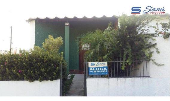 Casa Para Alugar, 150 M² Por R$ 2.500,00/mês - Centro - Vinhedo/sp - Ca1173