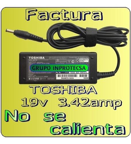 Cargador Original Toshiba L45-b 19v 3.42a 65w
