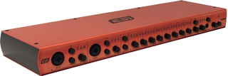 U108pre Esi Placa De Audio Usb Alta Calidad 10 Entradas 8 S