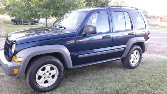 Jeep Cherokee Sport Todo Terreno 4 X 4