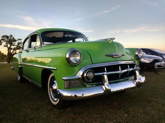 Chevrolet 53. No Bel Air, No Impala, No Camaro, No Corvette.
