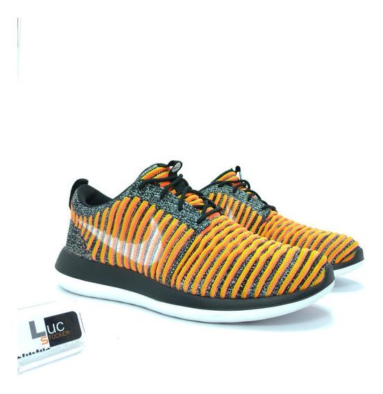 Tênis Nike Roshe Two Flyknit Caminhada Passeio