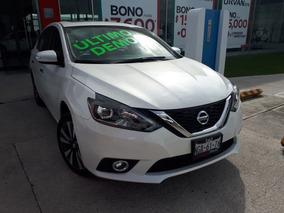 Nissan Sentra Demo 2018 Entrega Inmediata