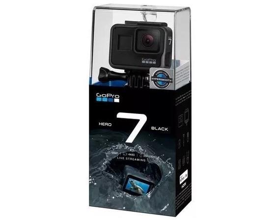 Câmera Gopro Hero 7 Black Gopro Pronta Entrega