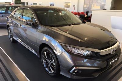 Honda Civic 1.5 Turbo Touring Cvt 2020