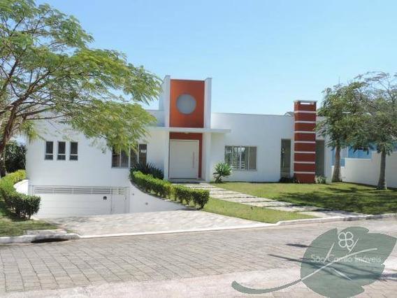 Casa Residencial À Venda, Granja Viana, Jardim Passargada C, Cotia - Ca0499. - Ca0499