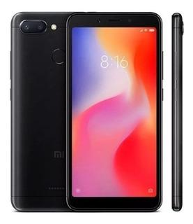 Telefono Xiaomi Redmi 6 4gb Ram + 64gb Rom Liberado