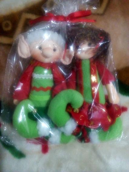 Manualidades Duendes De Navidad.Manualidades Para Navidad Arte Y Antiguedades Mercado