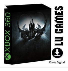 Diablo 3: Reaper Of Souls (midia Digital) Xbox 360