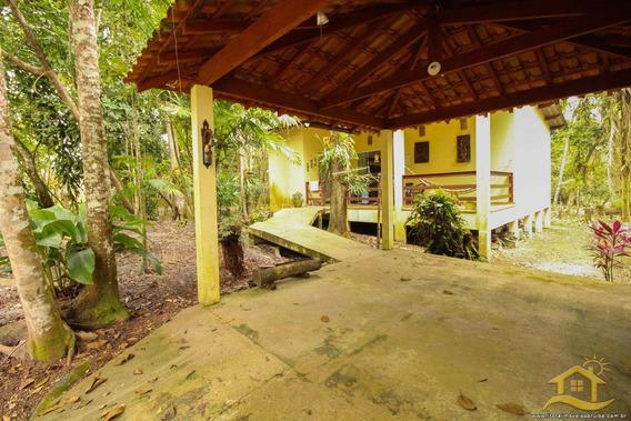 Casa No Bairro 44 Em Peruíbe - 3282