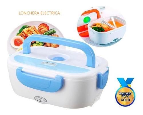 Lonchera Electrica Portable Ejecutiva Termica Incluye Iva