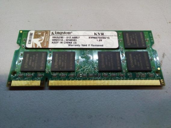 Memoria Kingston Kvr667d2s5/1g