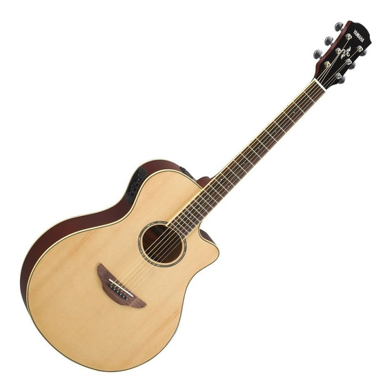 Guitarra Electroacustica Yamaha Apx700ii 12 Cuerdas