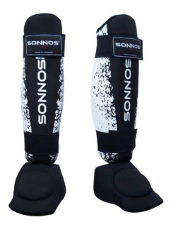 Protector Tibial Sonnos Stain Boxeo Mma