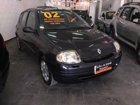 Renault Clio 1.0 Rn 5p 2001/2002