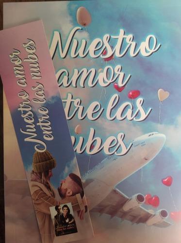 Imagen 1 de 3 de Nuestro Amor Entre Las Nubes Libro Nuevo Dannarent