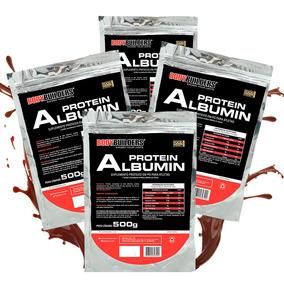 4x Albumina 500g ( Total 2kg) - Bodybuilders