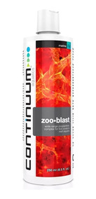 Zooplankton Continuum Zoo Blast 250ml Aquario Marinho Corais