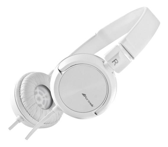 Fone De Ouvido Headphone P/ Smartphone Celular Branco