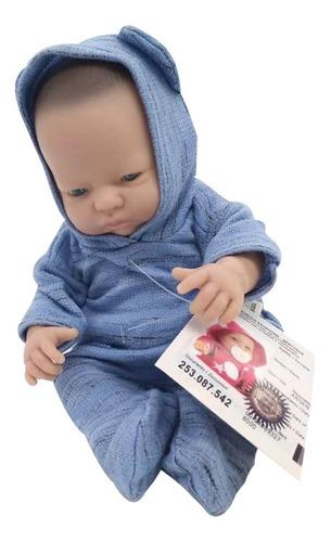 Bebe Reborn Argentina Bebote Mini Bebe Con Orejitas