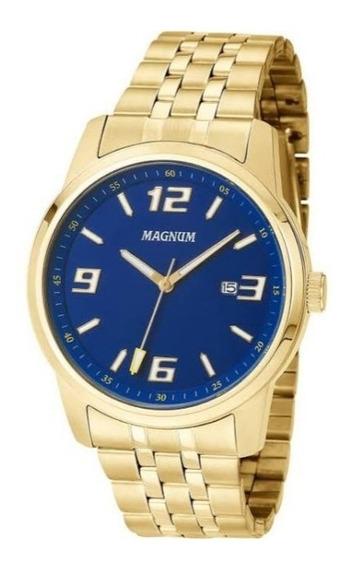 Relógio Magnum Ma32158a Masculino Promoção