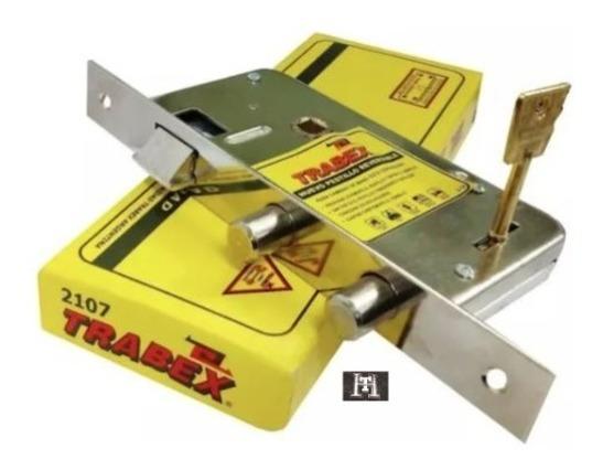 Cerradura Trabex 2107 De 6 Combinaciones