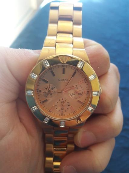 Relógio Guess Feminino Original W16017l1