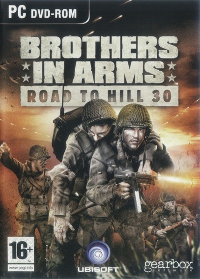 Brothers In Arms Road To Hill 30 Pc Envio Digital