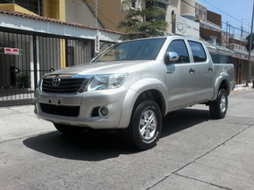 Toyota Hilux 2.7 Chasis Cabina 2014