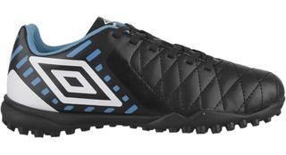 Zapatillas De Fútbol Umbro Medusa 2 Para Hombre - Negro
