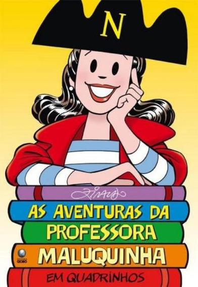 Aventuras Da Professora Maluquinha Em Quadrinhos, As - Globo