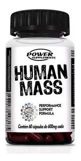 Kit 3x Human Mass 60 Cápsulas - Power Supplements