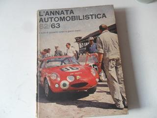Anuario Auto 1962 Fiat Abarth Historia Lurani No Manual