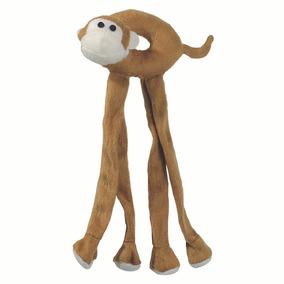 75a4ec045 Brinquedos Para Pet - Pelúcia Leg Friends - Macaco - Pet Bri por Ri Happy