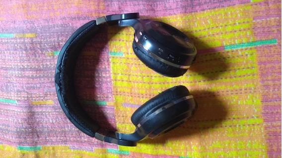 Fone Bluetooth Bluedio Usado